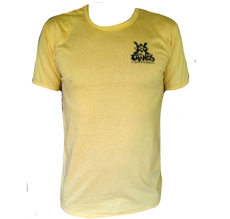 TShirt YELLOW SORRY NO WIFI